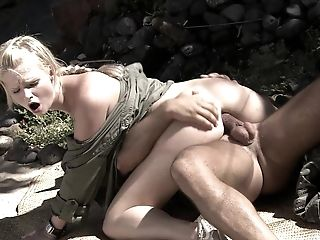Tarra White is a stunning blonde who wants to ride a dick