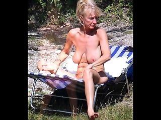 Amazing, Granny, HD, Mature, MILF,