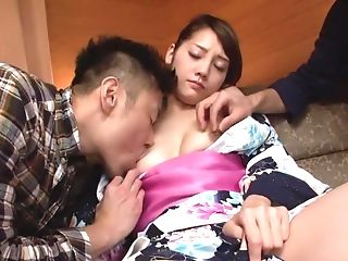 Incredible Japanese girl Rei Mizuna in Exotic JAV uncensored Creampie movie