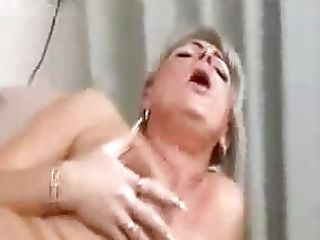 Mature Woman and Guy Anal