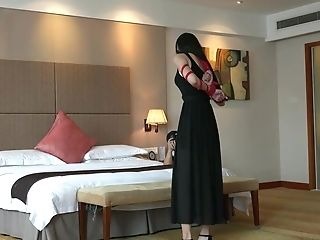 BDSM, Bondage, Chinese, HD, Shemale,