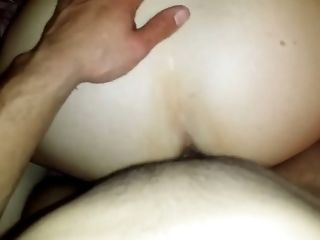 Shagging my sexy mature neighbour in a doggy position