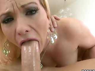 Katja Kassin gets her big oiled ass boned
