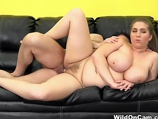 Fabulous pornstars Alex Chance, John Strong in Best Big Tits, BBW sex movie