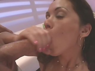 Busty hottie Sienna West fucks with a friend while she moans