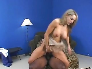 Sarah Jade offers her pussy to a nasty black stallion