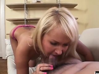 Amelie Pure, Blonde, Boobless, Coed, Cute, POV, Pussy, Shaved Pussy,