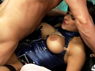 Valery Summer and Jasmine Black are so good in the cock riding!