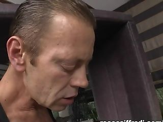 Incredible pornstars Cayenne Klein, Rocco Siffredi in Exotic Blowjob, HD adult movie