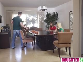 Elsa Dream And Liza Rowe in Fathers Deal (Vacation Weekend) Pt.1
