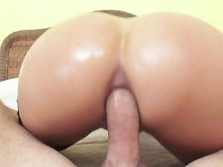 British man eating bitch Jasmine Jae gets her anus banged