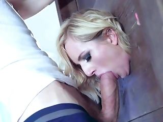 Obedient Kate England anal fucked in dirty sex game